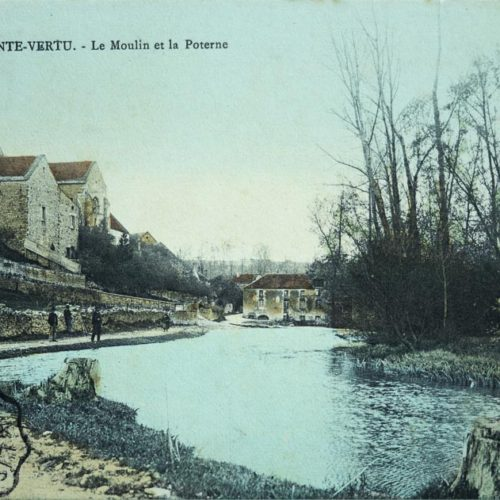 Moulin de Ste Vertu