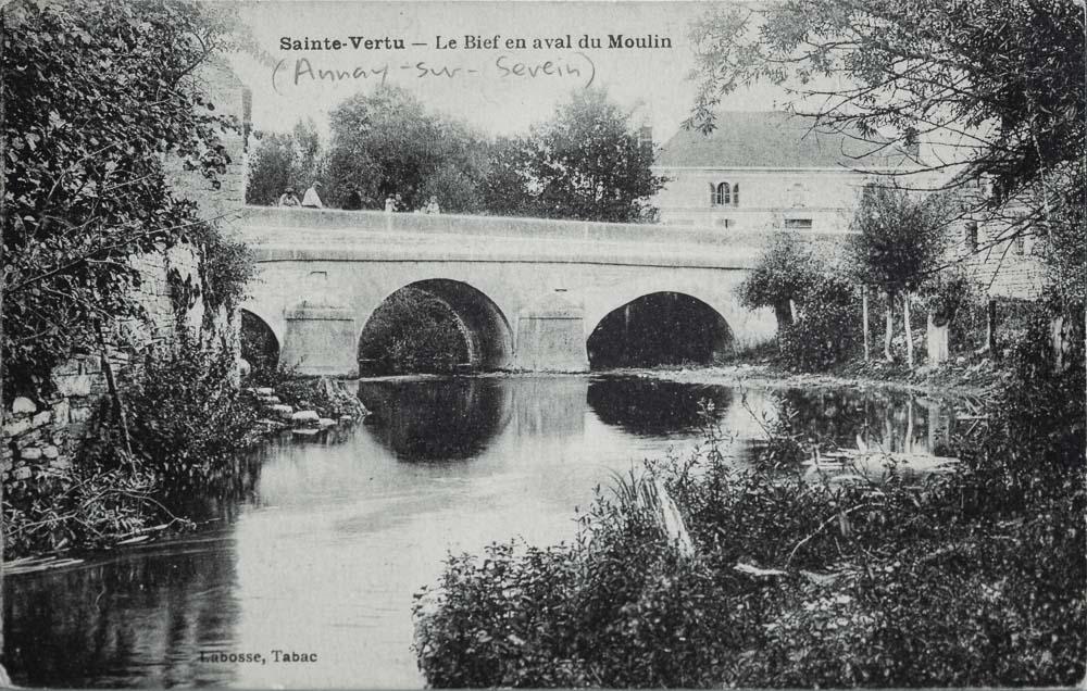 Pont de Sainte Vertu